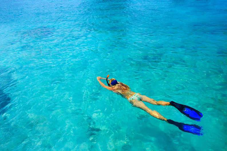 Layana - Snorkeling