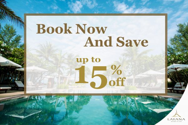 Book and Save 15% LYRS new 1