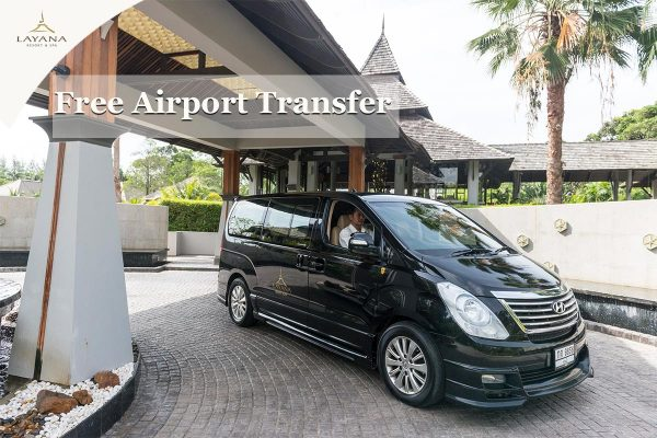 LYRS Free Airport transfer