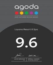Agoda 2020 Awards - Layana Resort and Spa (1)