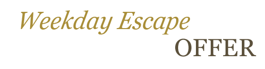 weekday escape offer