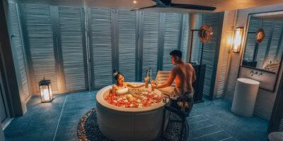 ocean deluxe bathtub