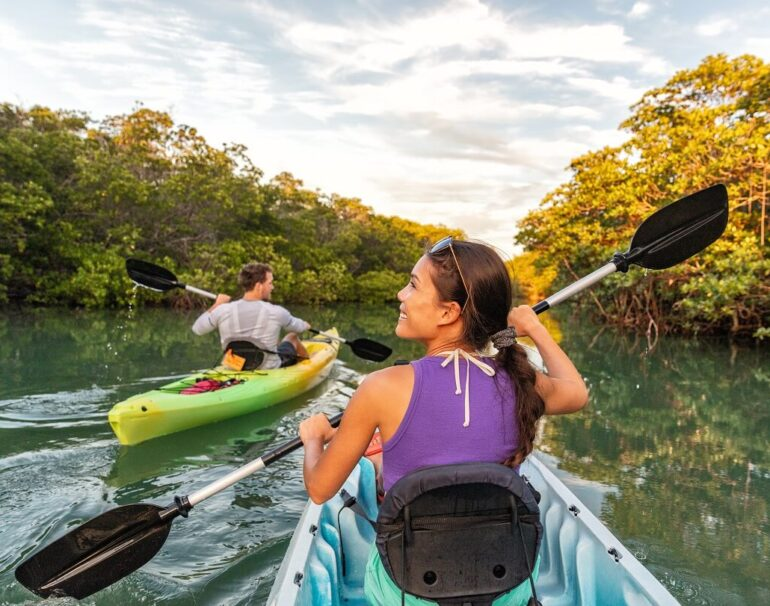 Kayaking in Mangrove Forest (1)